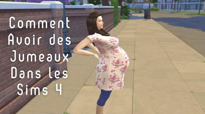 Comment Avoir des Jumeaux Dans les Sims 4