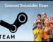 Comment Désinstaller Steam
