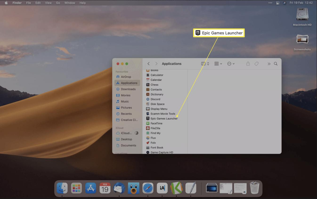 Étape 3 Mac