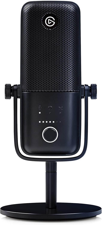 Microphone de diffusion Elgato Wave 3