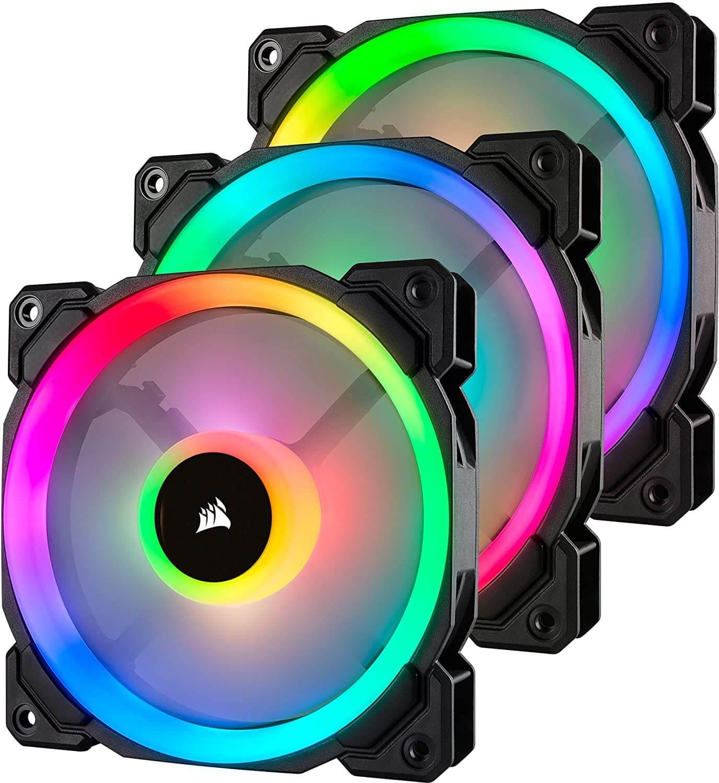 Ventilateur PC Corsair LL120 RGB