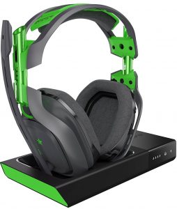 Astro Headset-Micro Gaming Wireless A50 for Xbox One