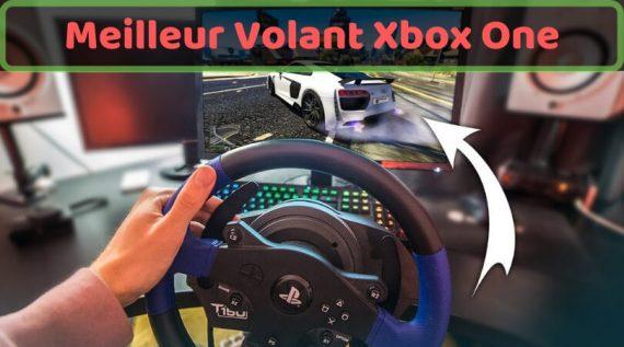 Meilleur Volant Xbox One