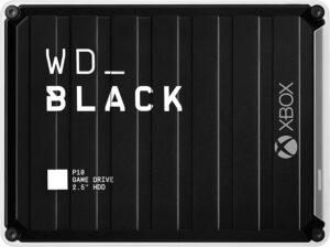 WD Black P10 Game Drive pour PS4