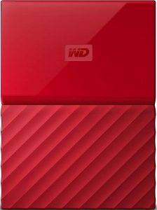 WD My Passport 4TB Portable Hard Drive for ps4