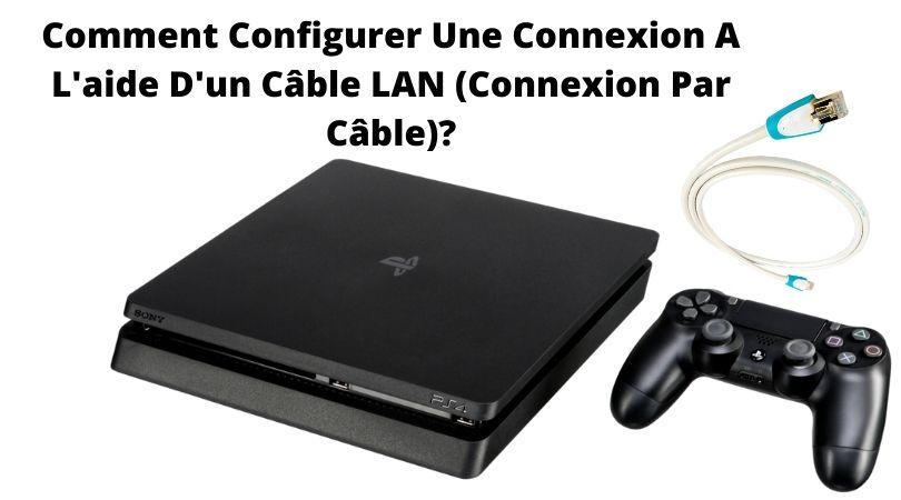 connexion par cable