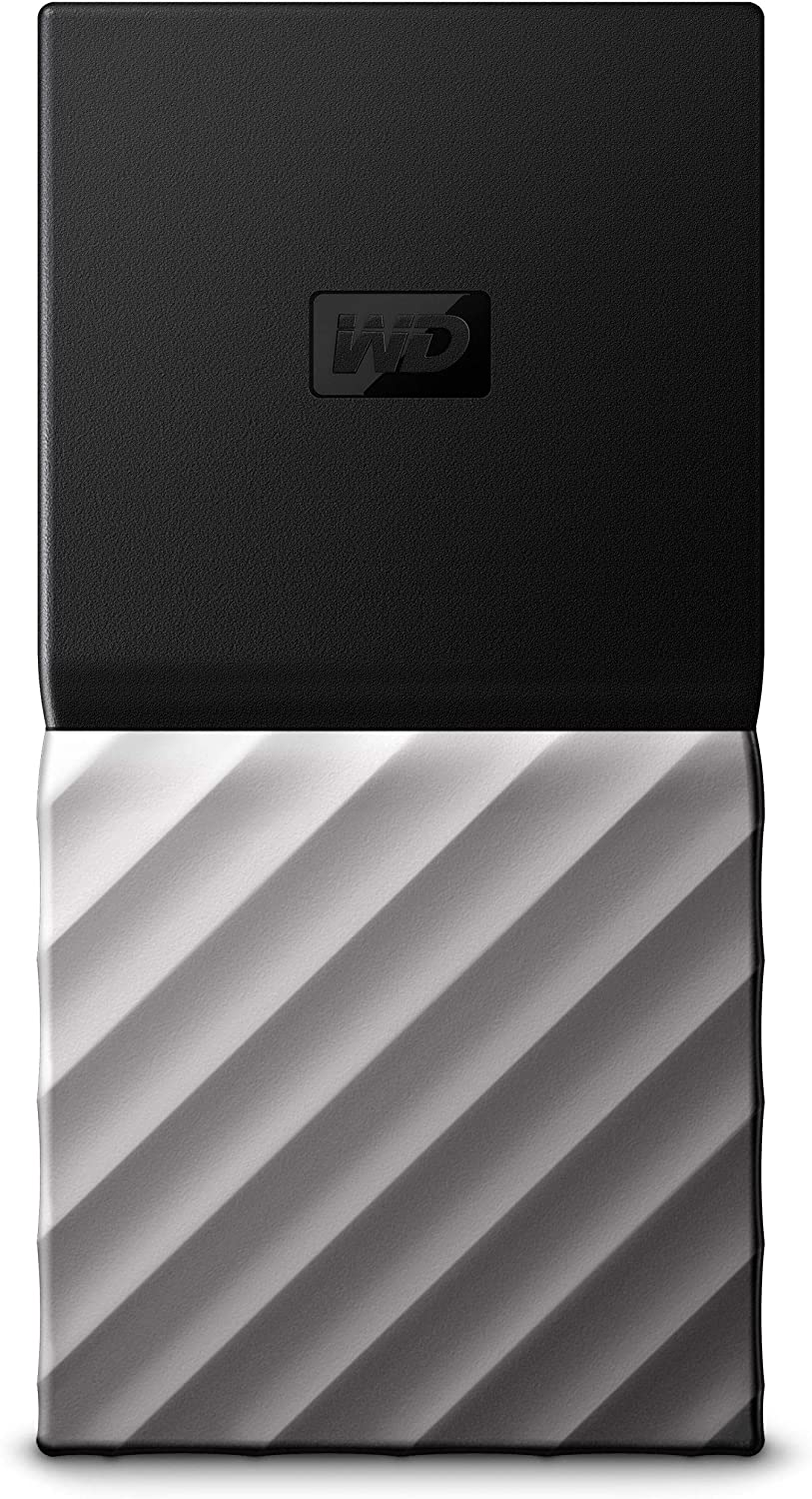 WD My Passport 2TB SSD