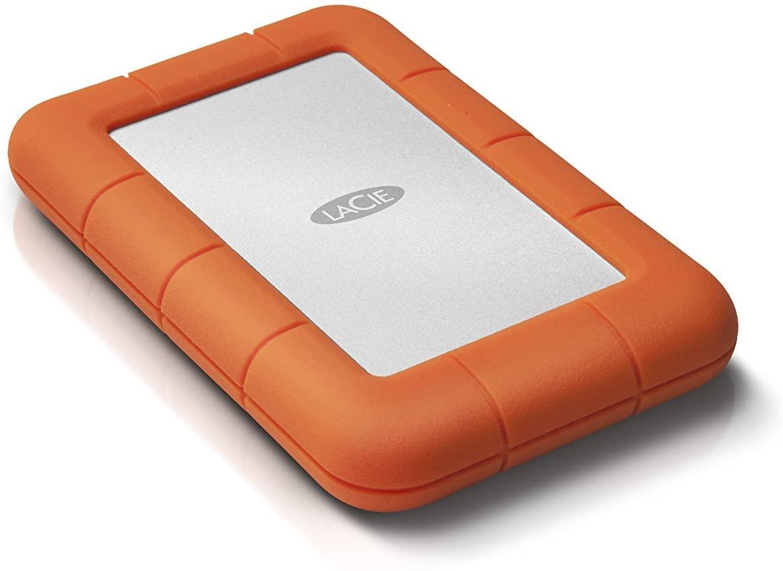 LaCie Rugged Mini Disque dur externe portable