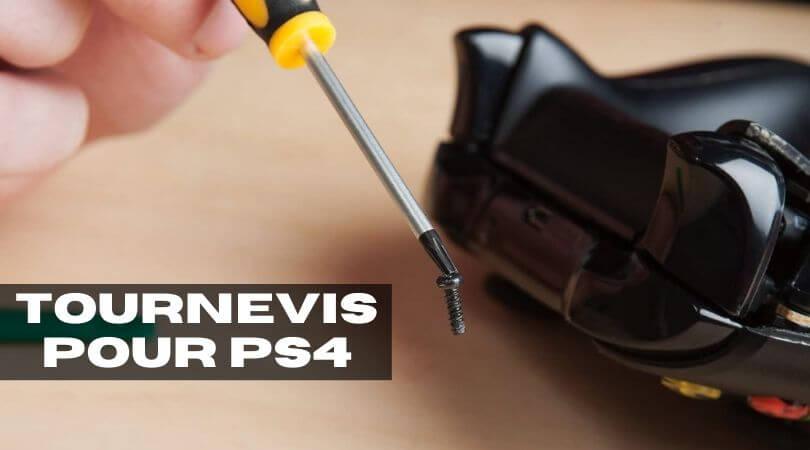 Tournevis pour PS4