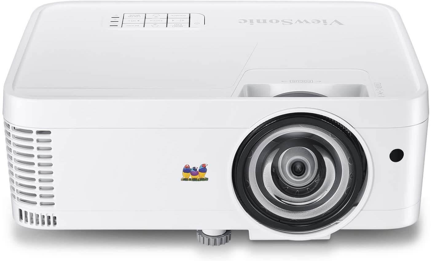 ViewSonic PJD5553LWS - vidéoprojecteur pour ps4