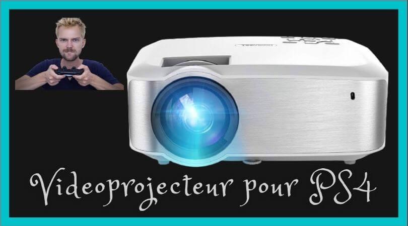 Videoprojecteur pour PS4