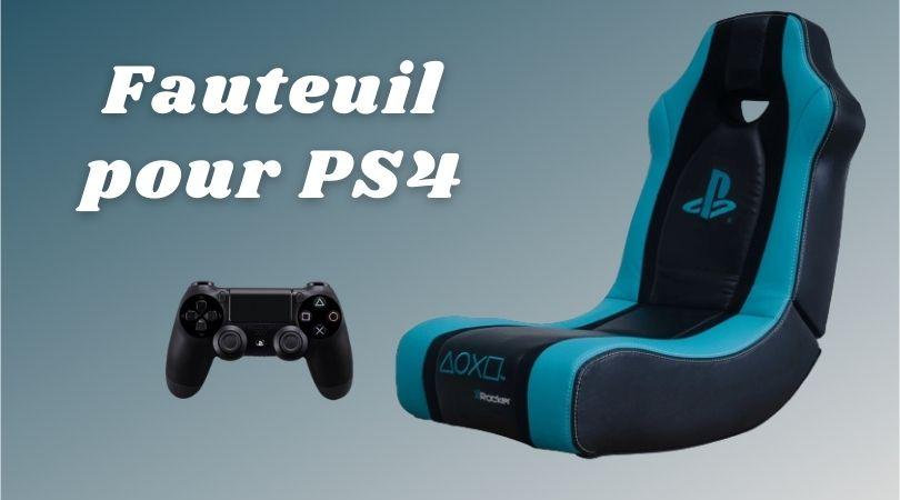 Fauteuil pour PS4