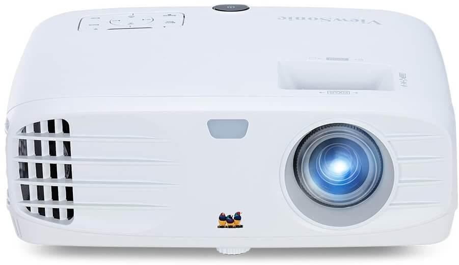 1.Projecteur vidéo ViewSonic PX700HD pour PS4