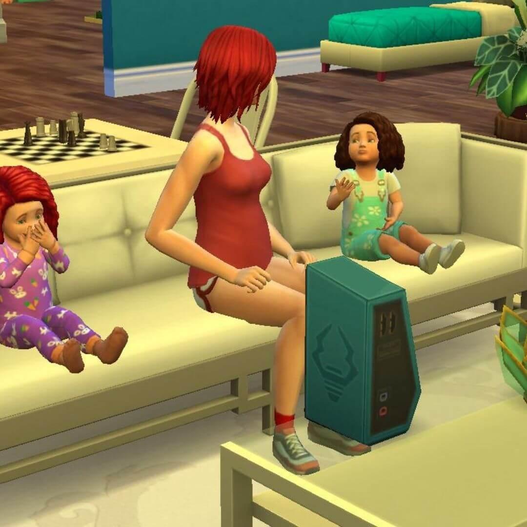 Comment augmenter les chances d'avoir des jumeaux ou des triplés dans les Sims 4