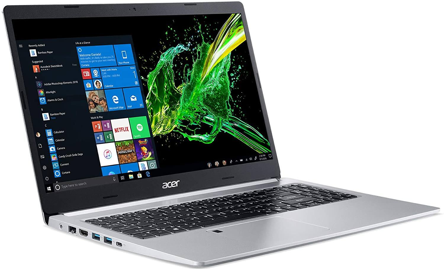 Ordinateur portable de jeu ACER ASPIRE E15