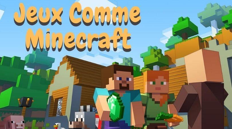 Jeux Comme Minecraft
