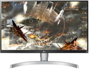 Téléviseur LG 27UL650-W pour Xbox One x