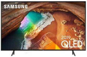 Téléviseur Samsung QE65Q60R pour Xbox One x
