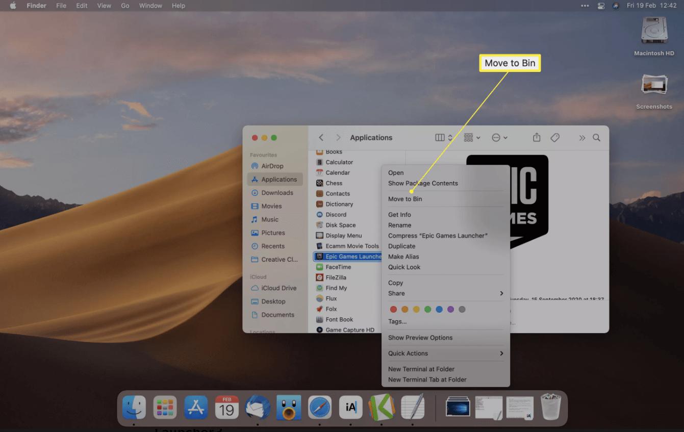 Étape 4 Mac